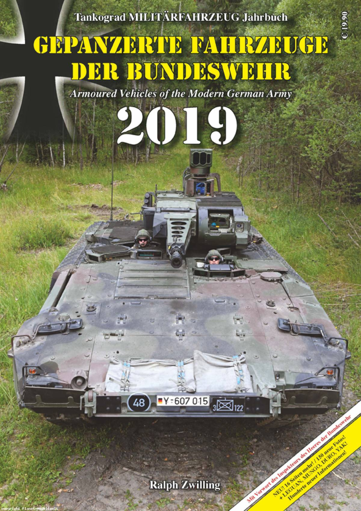 Tankograd Tankograd Jahrbuch 2020 NEU 11//2019 AUF LAGER /&